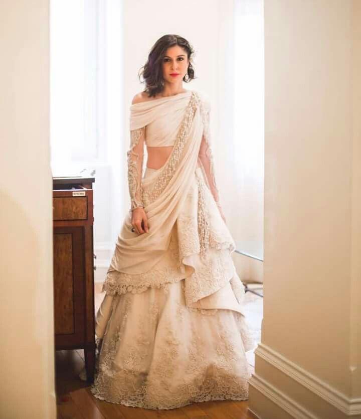 Indian Wedding Gowns: Lehenga, Dress & Saree