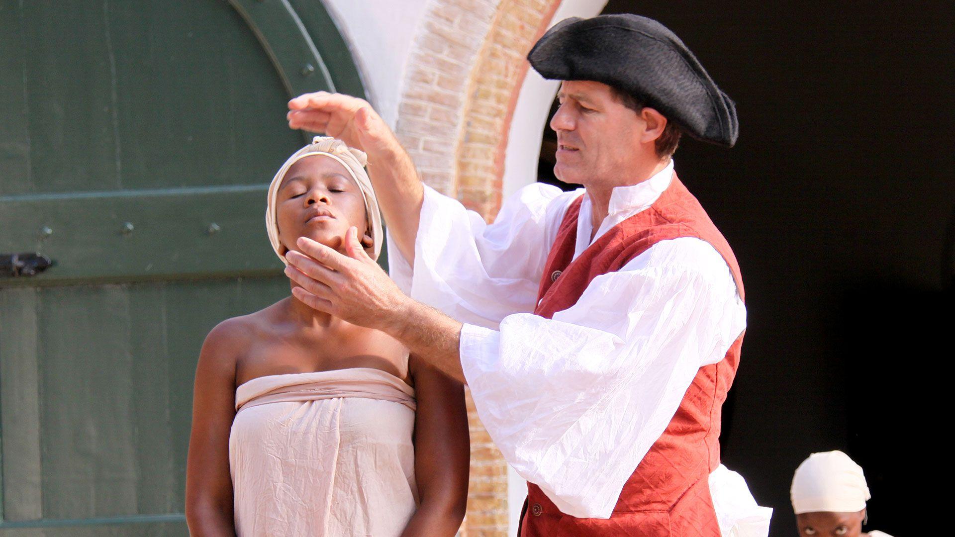 Enslavement Amp The Underground Railroad