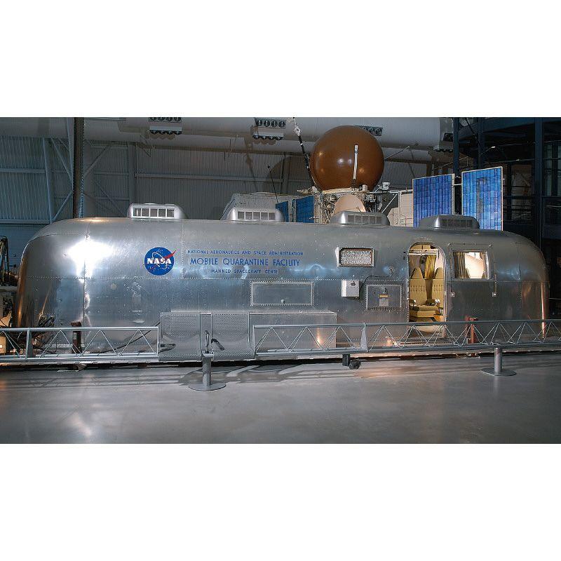 || A modified Airstream trailer, the Mobile Quarantine ...