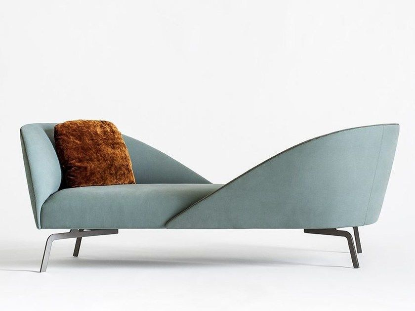 Fabric Day Bed Facetoface By Tacchini Design Gordon Guillaumier Fabric Sofa Design Fabric Sofa Furniture