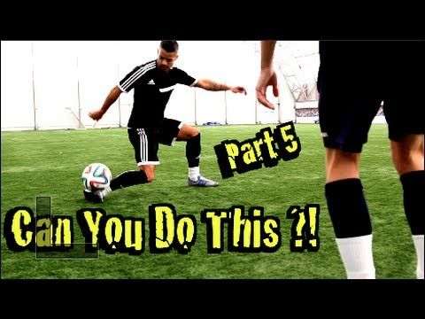 Can You Do This Learn Four Amazing Football Matchplay Skills Part 5 F2 Youtube Soccer Coaching Skills Football