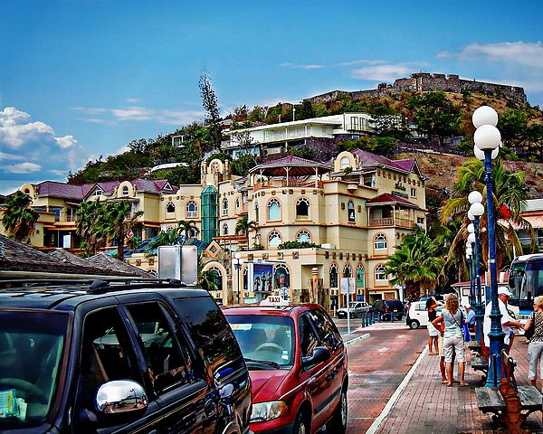 St. Martin/Sint Maarten is one of the most visited islands in the Caribbean. This island is the smallest land mass in the world to be shared by two different nations. Only 37 square miles are governed by France and the Kingdom of the Netherlands (where Dutch Sint Maarten is an independent Caribbean country within the Kingdom)