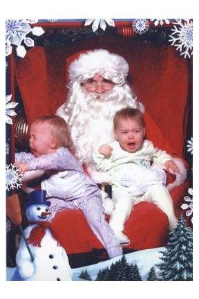 Naptime Tales Santa Pictures Gone Bad Santa Pictures Bad Santa Christmas Humor