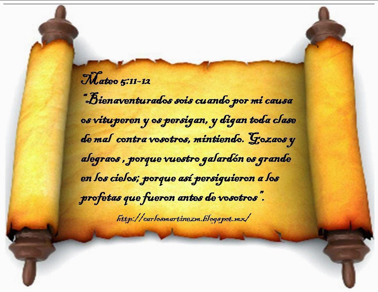 Carlos Martínez M Aprendiendo La Sana Doctrina Mateo 5 11
