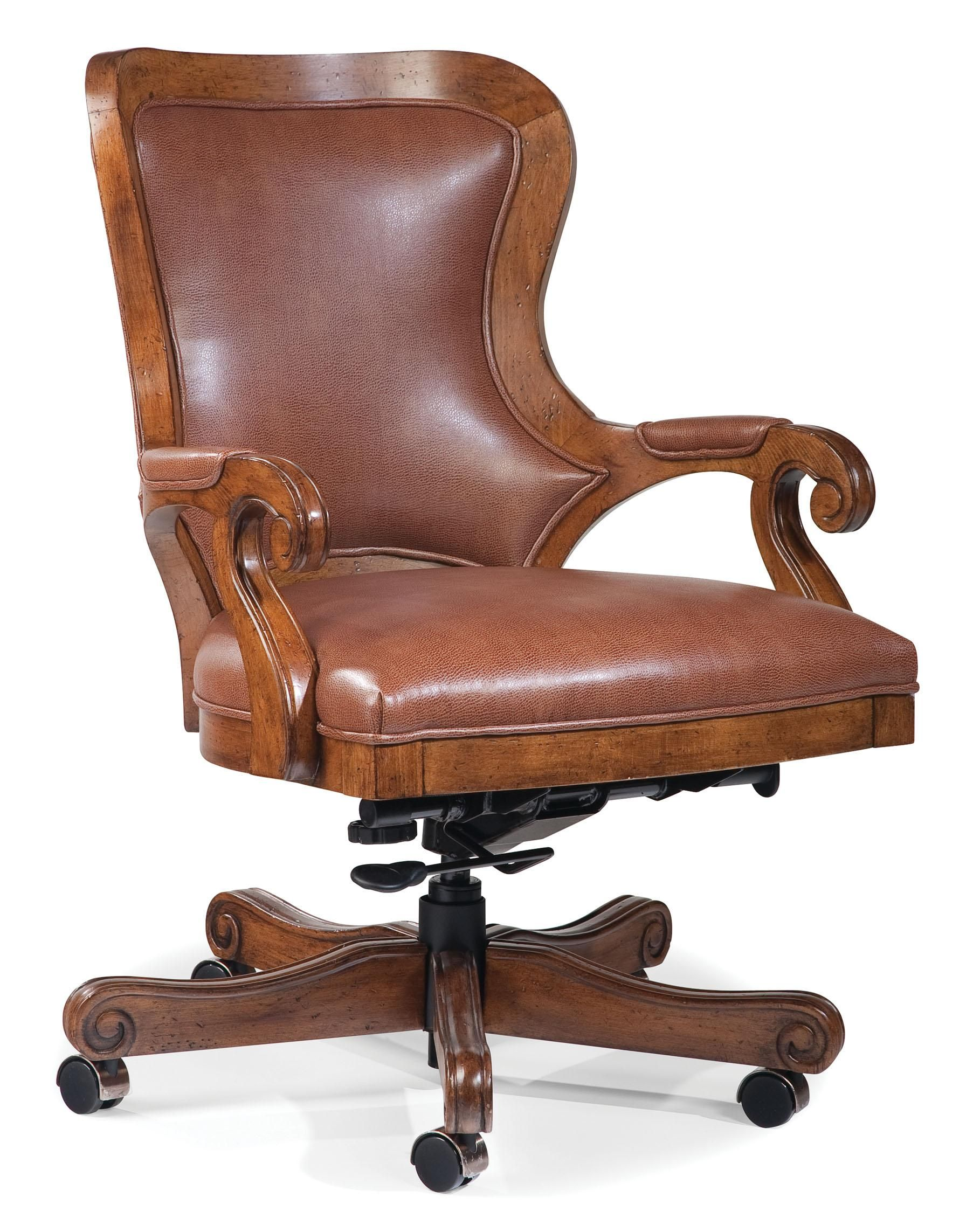 Office Furnishings Executive Swivel Chair By Fairfield Fairfield