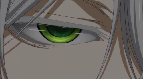Resultat De Recherche Dimages Pour Undertaker Black Butler Eyes Mayordomo