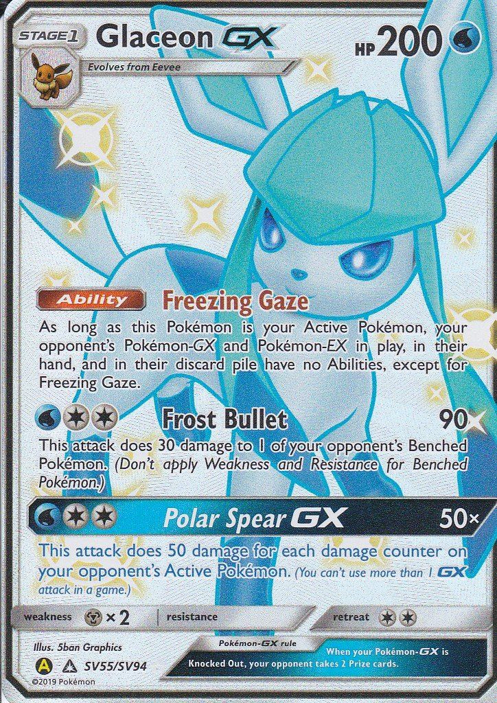 Shiny Gabite Ultra Rare Pokemon Card Hidden Fates SV39