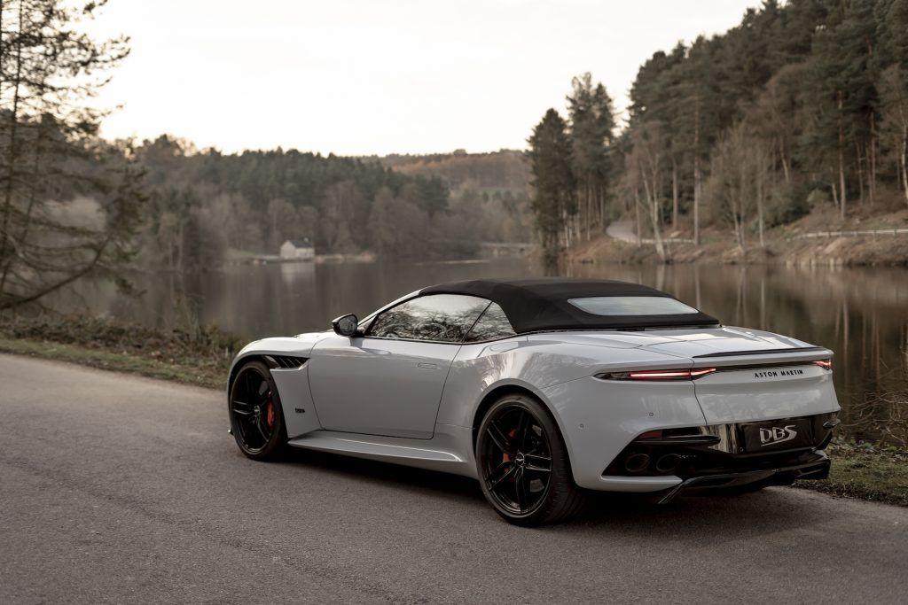 12 Aston Martin Dbs Superleggera Volante Convertible 2020 Photos List12 Aston Martin Dbs Volante Aston Martin Dbs Aston Martin