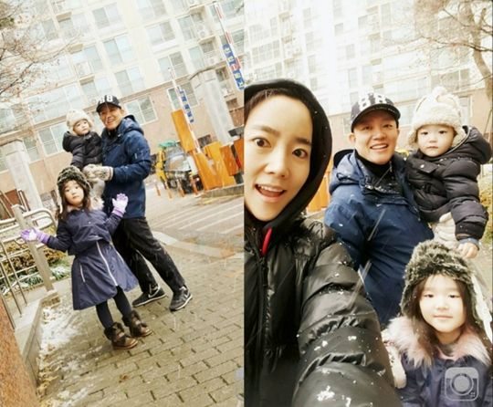 Lee Bum Soo Joins Return Of Superman With His Family