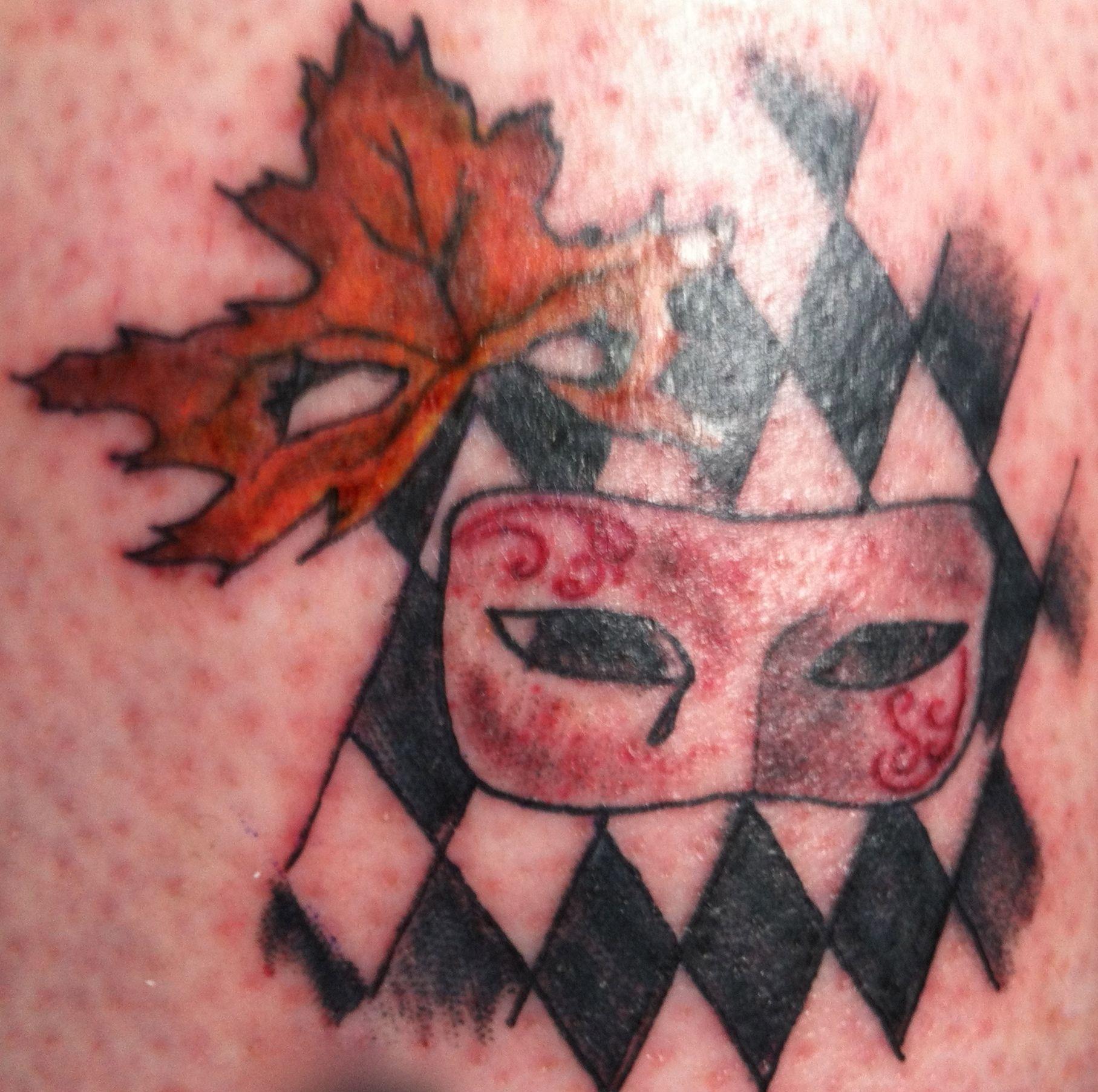 Anita blake tattoos