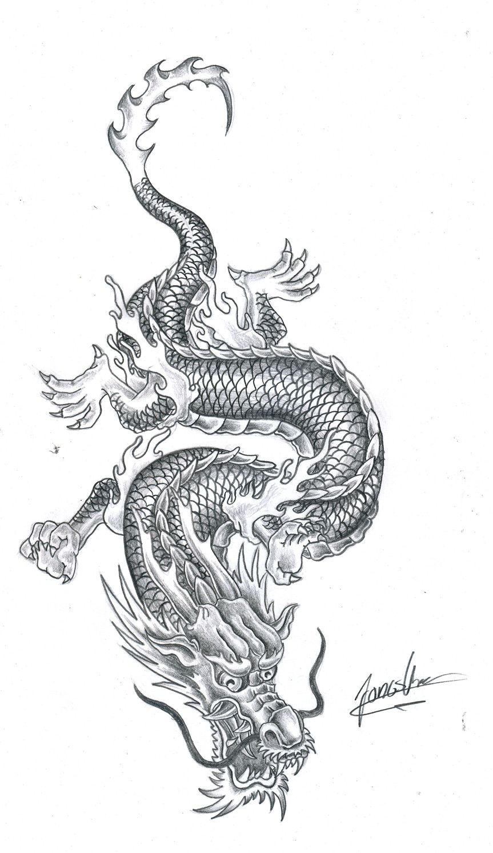Dragon Practice 3 By Tattoojo D35q8z8 Jpg 863 1493 Dragon Tattoos For Men Dragon Tattoo Art Dragon Tattoo Forearm