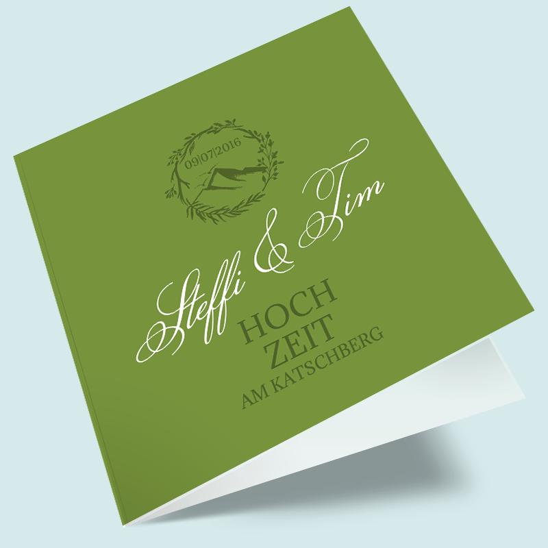 Hochzeitseinladungen: Gipfel Des Glücks. Einladung Zur Hochzeit   Online  Gestalten U0026 Drucken Lassen