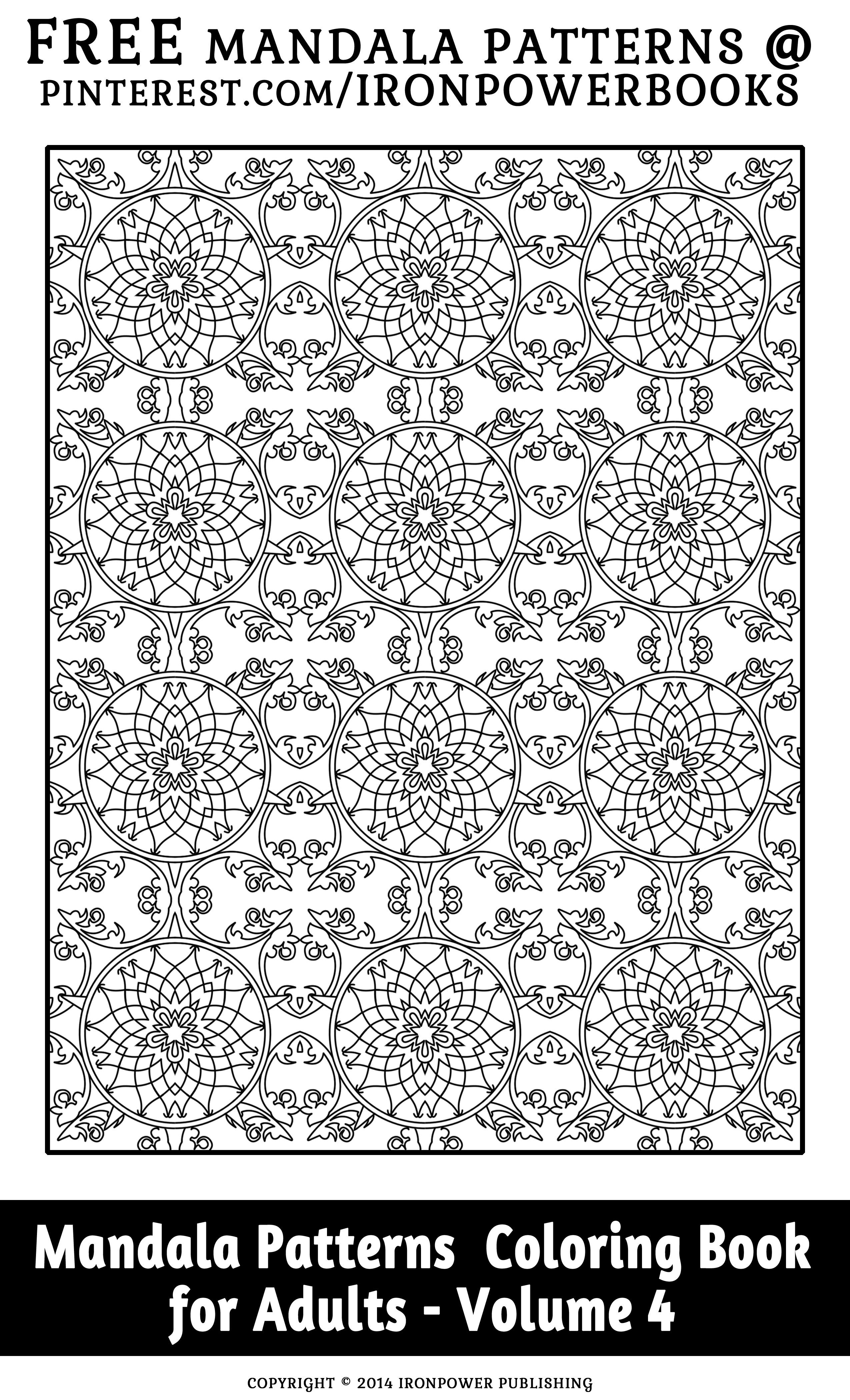 Print and Color Mandalas Online | This pin is free for you to Color ...