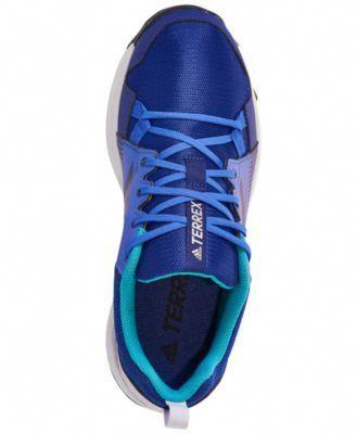 adidas Women s Terrex Tracerocker Trail Running Sneakers from Finish Line -  Blue 6.5 3b9b1d4c6