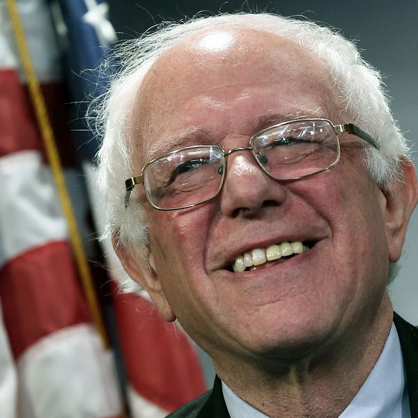 Does any stricture of journalistic propriety or social etiquette require us to participate in Vermont senator Bernie Sanders's charade?