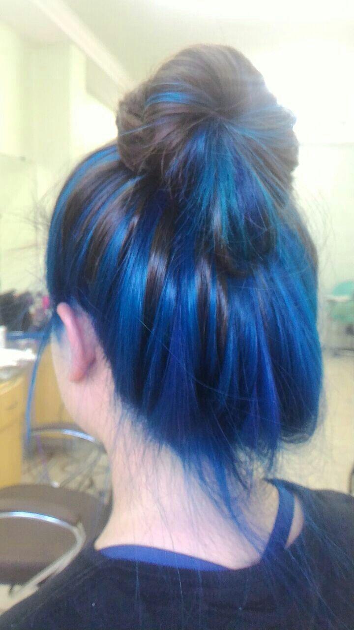 19 ideias de Cabelo colorido | cabelo colorido, cabelo, estilos de cabelo  colorido