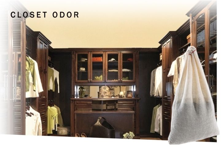 Get The Odor Out From Closet Smell