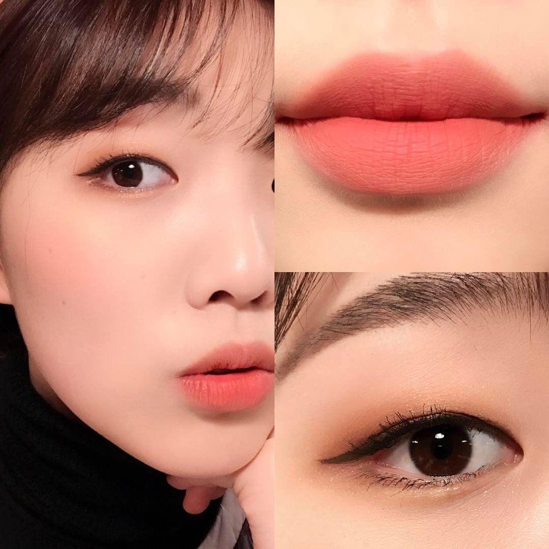 Korean Make Up Look Korean Eye MakeUp Natural Look