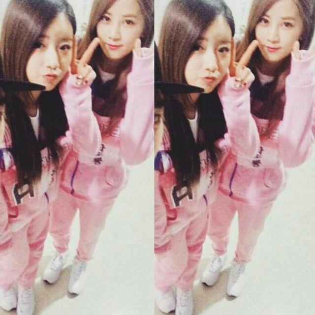 ChoRong and BoMi