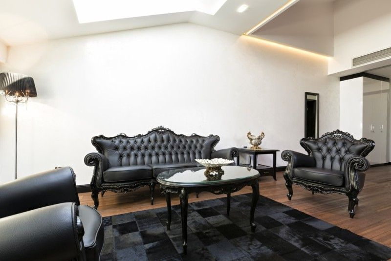 Living Room Sofas For Your Home. Large ChairLiving Room SofaRoom ColorsFrench  StyleBlack Leather