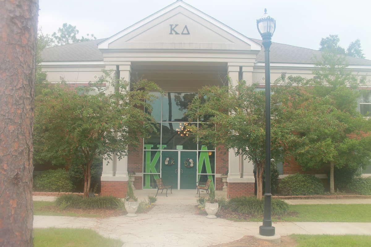 Delta Sigma At South Alabama Kappa Delta Delta Kappa
