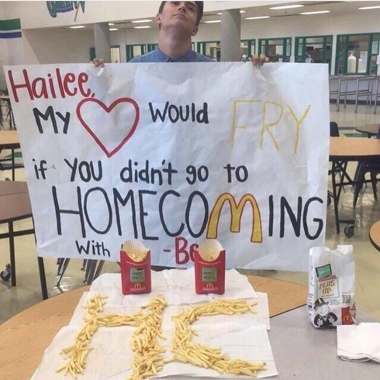 Follow me @cutest_proposals for more!! . . . . . . . . . . #prom #promposal #prom2018 #prom2k18 #promdress #prommakeup #promhair #promnight #homecoming #homecoming2018 #homecomingproposal #proposal #hc #hc2018 #hc2k18 #dress #homecomingdress #goals #relationship #relationshipgoals #cute #cutecouple #cutecouples #love #quotes #homecomingproposalideas