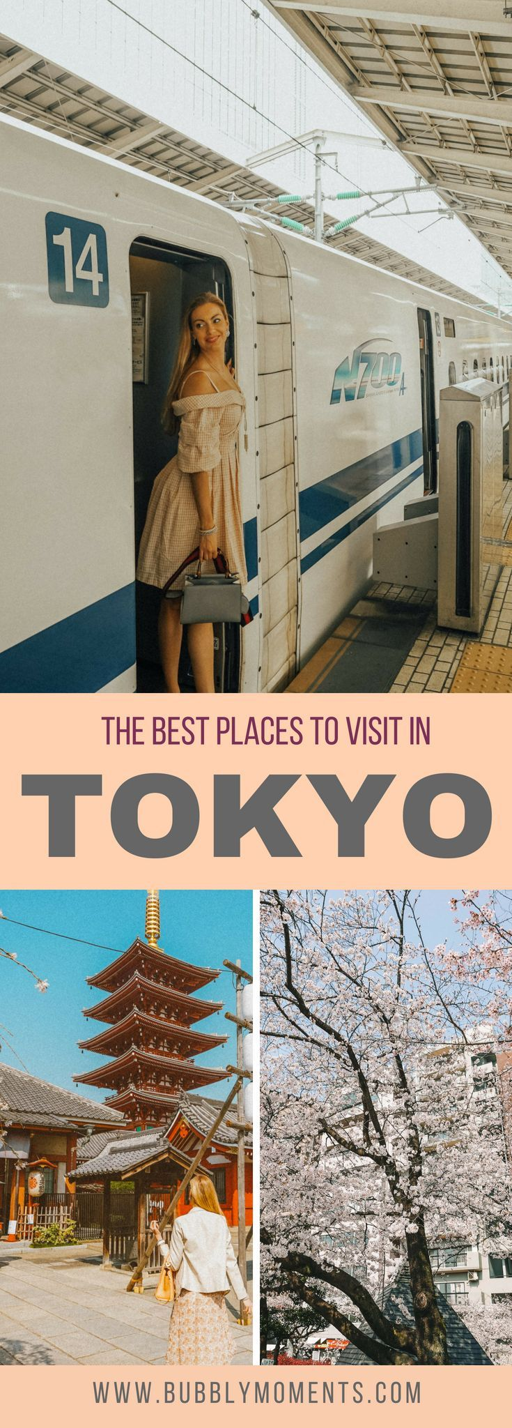 places to visit in tokyo japan guide
