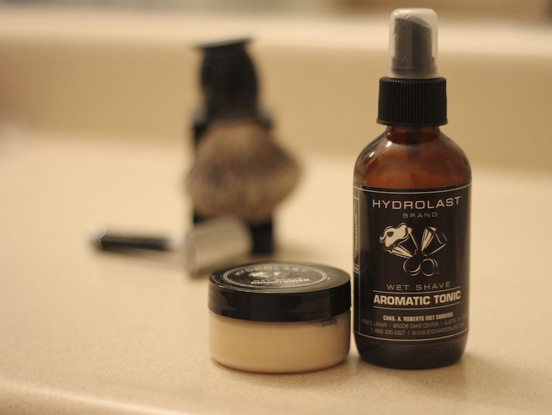 "Hydrolast ""Method Shaving"""