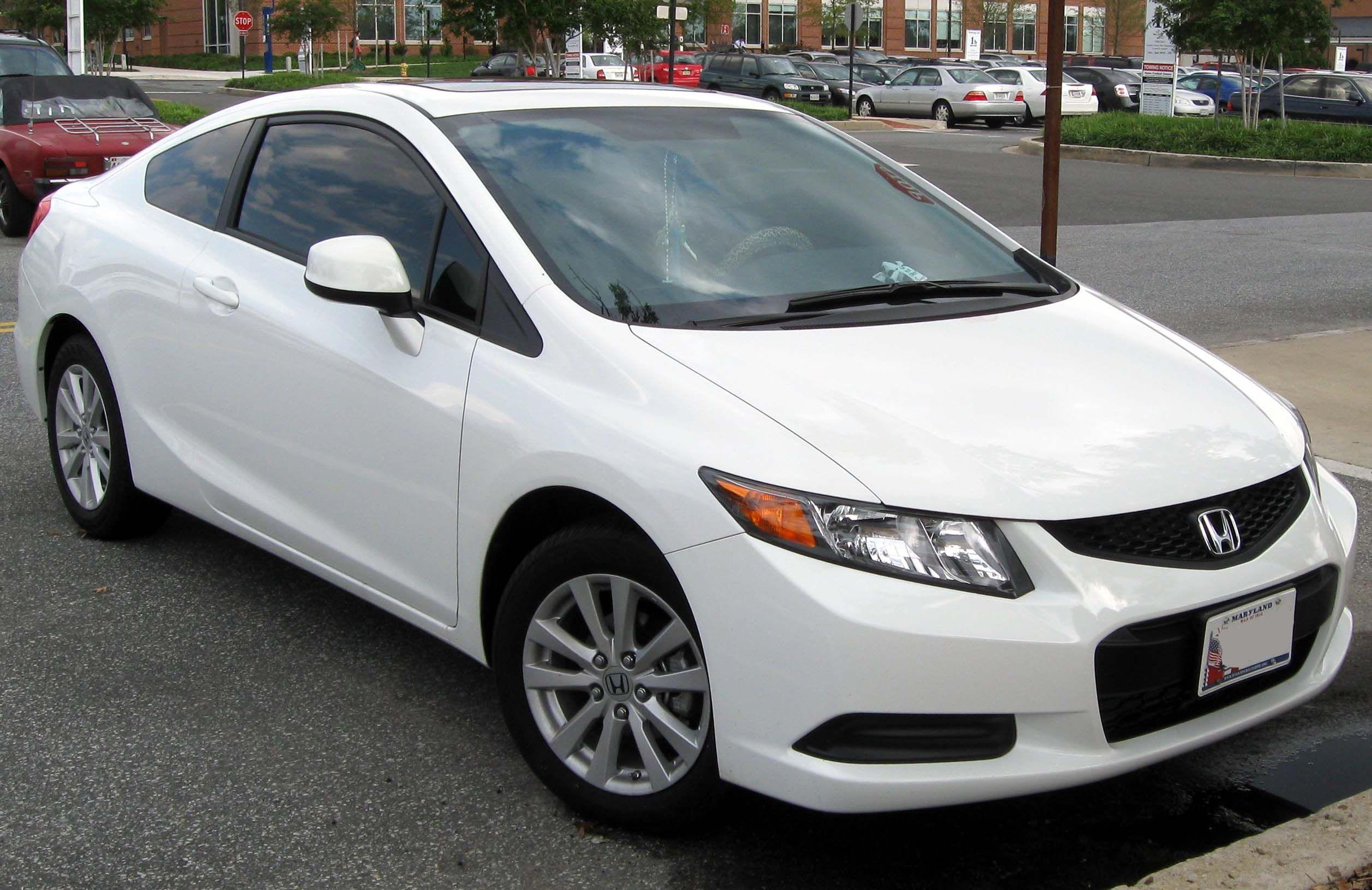 2011 Honda Civic Coupe      Honda Civic (ninth Generation)   Wikipedia