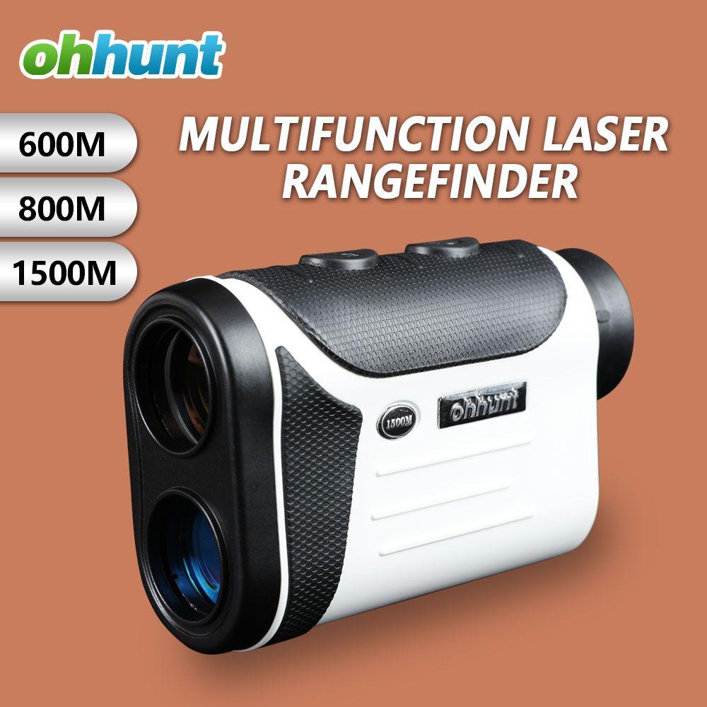 Ohhunt Hunting Laser Rangefinders 600M 800M 1500M