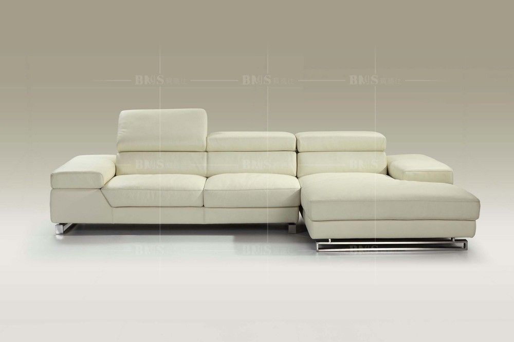 White Italian natuzzi leather sofa outlet, View natuzzi ...