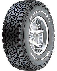 Bf Goodrich All Terrain T A Ko Reviews Truck Tyres All Terrain Tyres Goodrich