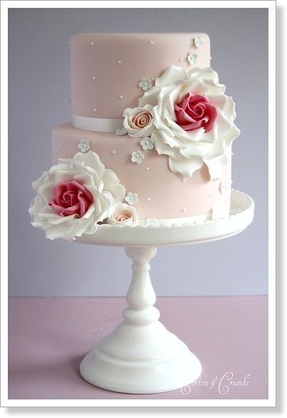 Wedding Cakes Tumblr Beautiful Berry Cake Kuchen Fondant