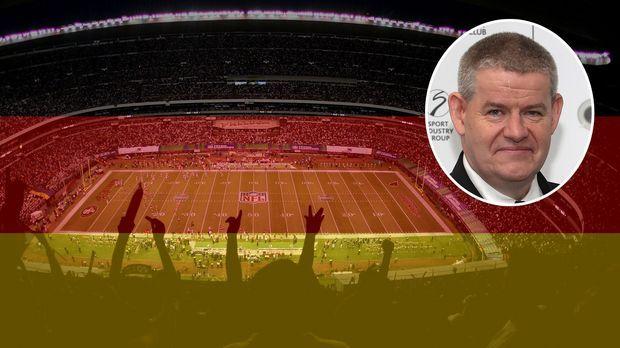 """NFL-UK-Boss Alistair Kirkwood: """"Wir sollten ein NFL-Spiel in Deutschland machen"""""""