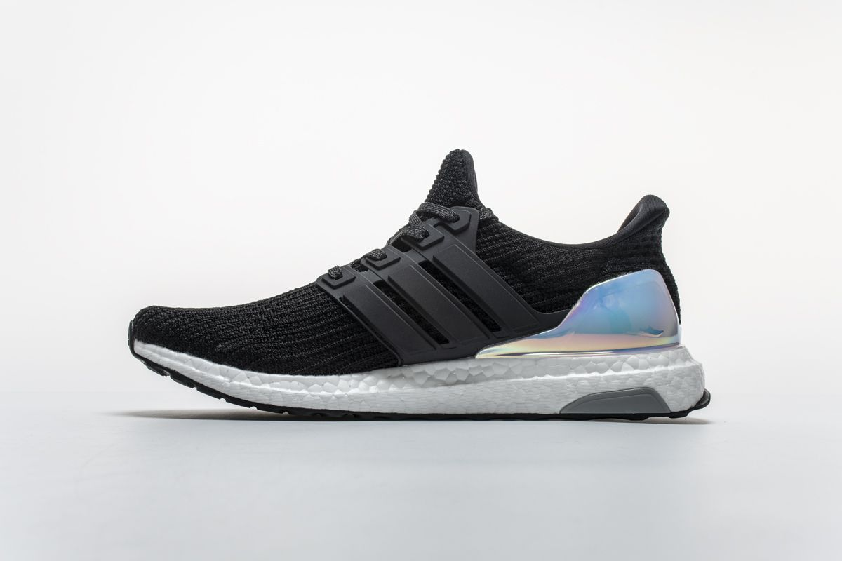 e66b8a99870bf Adidas Ultra Boost 4.0 Iridescent Black AC8067 Real Boost2