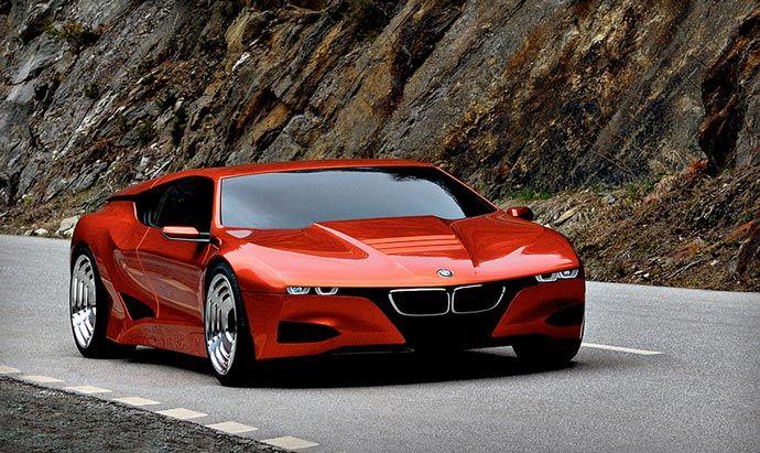 Bmw M8 Concept Cars Bmw Super Cars