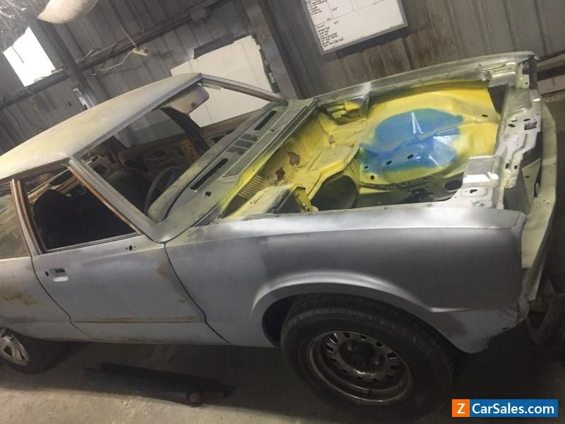 Tubbed te cortina burnout drag car #ford #cortina #forsale ...