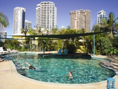 Main Beach Tourist Park Is Across The Road From And Only A Short Walk Along Esplanade To Centre Of Surfers Paradise