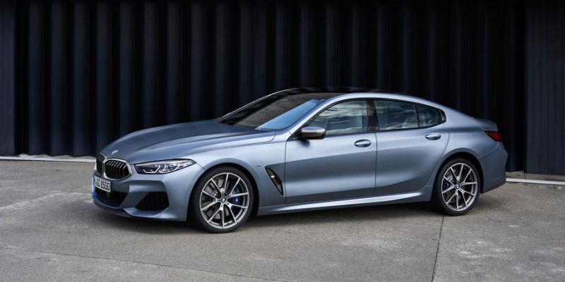The 2020 Bmw 8 Series Gran Coupe Is Handsome And Spacious The