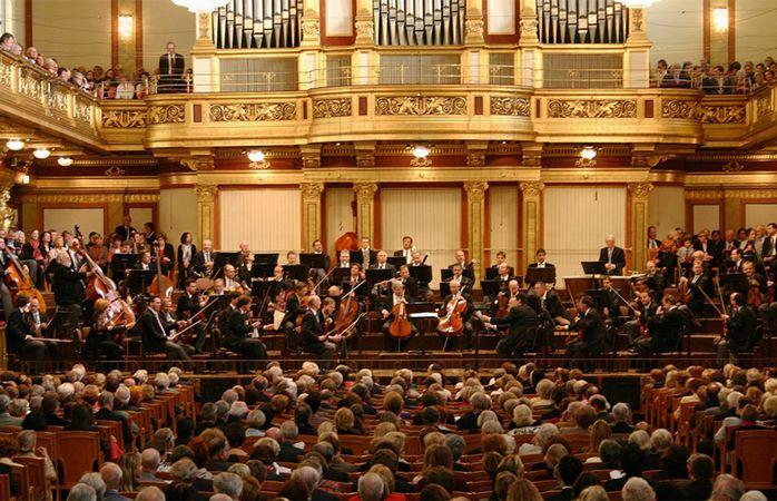 Mistä herätä 1.1.: Wienin filharmonikkojen jokavuotinen uudenvuoden konsertti - Vuosittain vaihtuvan kapellimestarin johtama, ja maailman arvostetuimpiin kuuluvassa musiikki-instituutiossa järjestetty konsertti on kunnianosoitus Straussin perheelle sekä muille kuuluisille säveltäjille, ja se sisältää kaikkea valsseista polkkiin ja marsseihin. Konsertti järjestetään 1.1. Wienin Musikvereinin majesteetillisessa Suuressa salissa. Valikoitujen teosten yhteydessä esitetään balettiesityksiä.