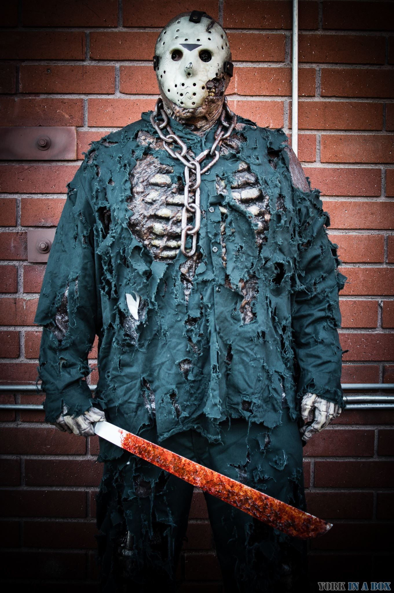 20 jason voorhees friday the 13th costumes for halloween! | how long