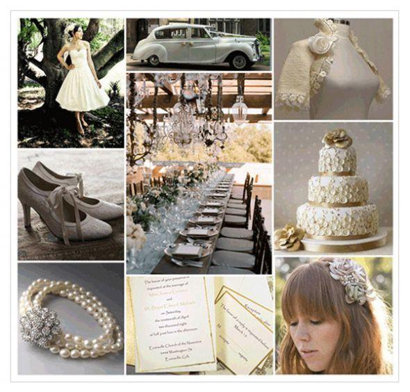 Pin By Tammy Jones Mullinix On Wedding Ideas Vintage Style Wedding Vintage Wedding Theme 1930s Wedding Themes