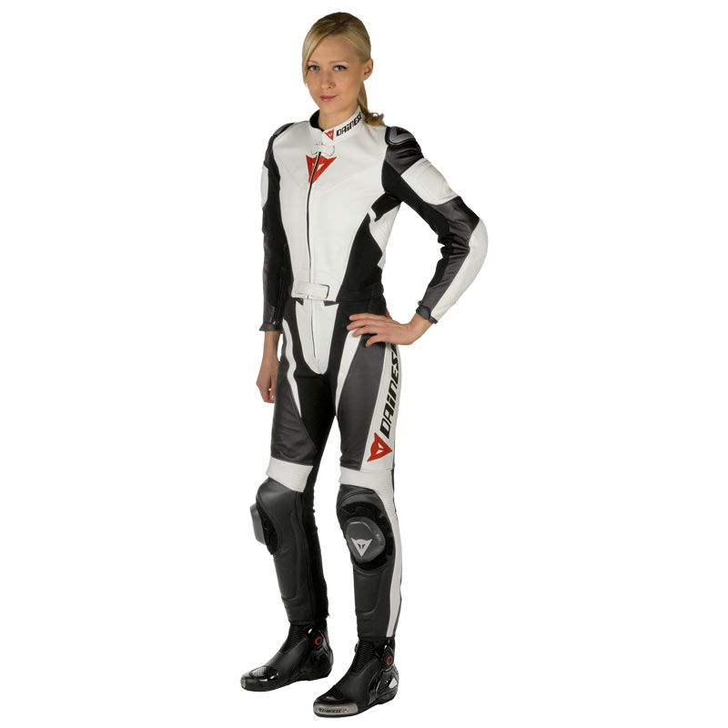 dainese avro 2 piece lady leather suit motorbike. Black Bedroom Furniture Sets. Home Design Ideas