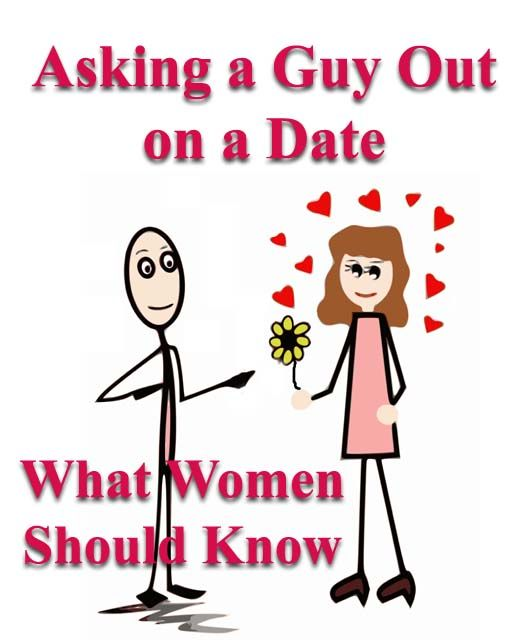 how should i ask a guy out