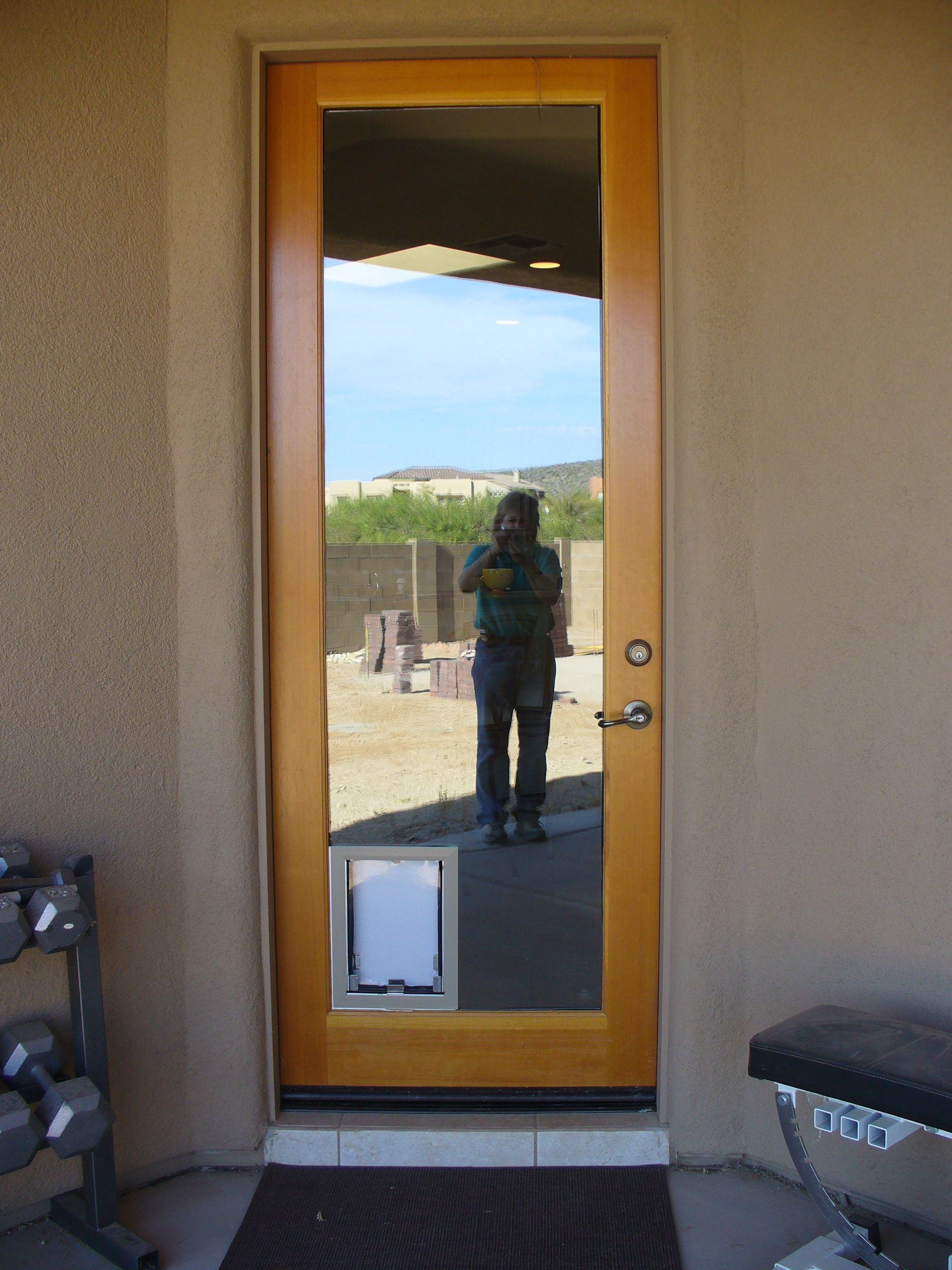 Here is a medium hale pet door in a single pane french door this here is a medium hale pet door in a single pane french door this is a dual pane glass door this is a great way not to have to cut a hole eventelaan Choice Image