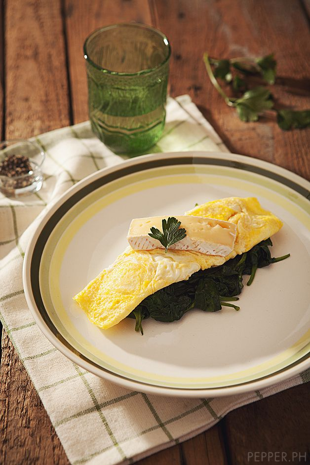 Omelette au Fromage: Eggs, the French way | Pepper.ph
