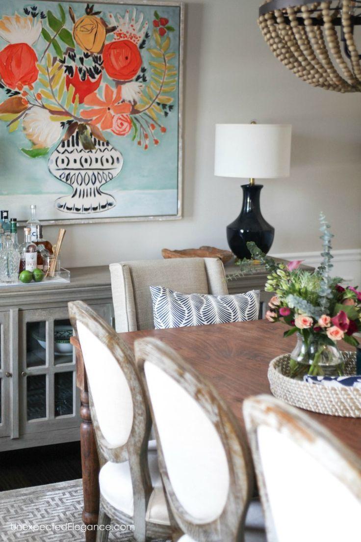 45 Inovative Ideas Of Dining Room Wall Decor And Wall Art 2018 Wall