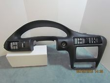 2000 2005 Chevy Cavalier Instrument Cer Bezel Dash Trim Radio