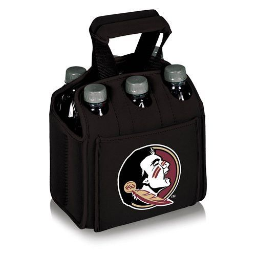 Florida State University Six Pack Insulated Beverage Carrier w/Digital Print