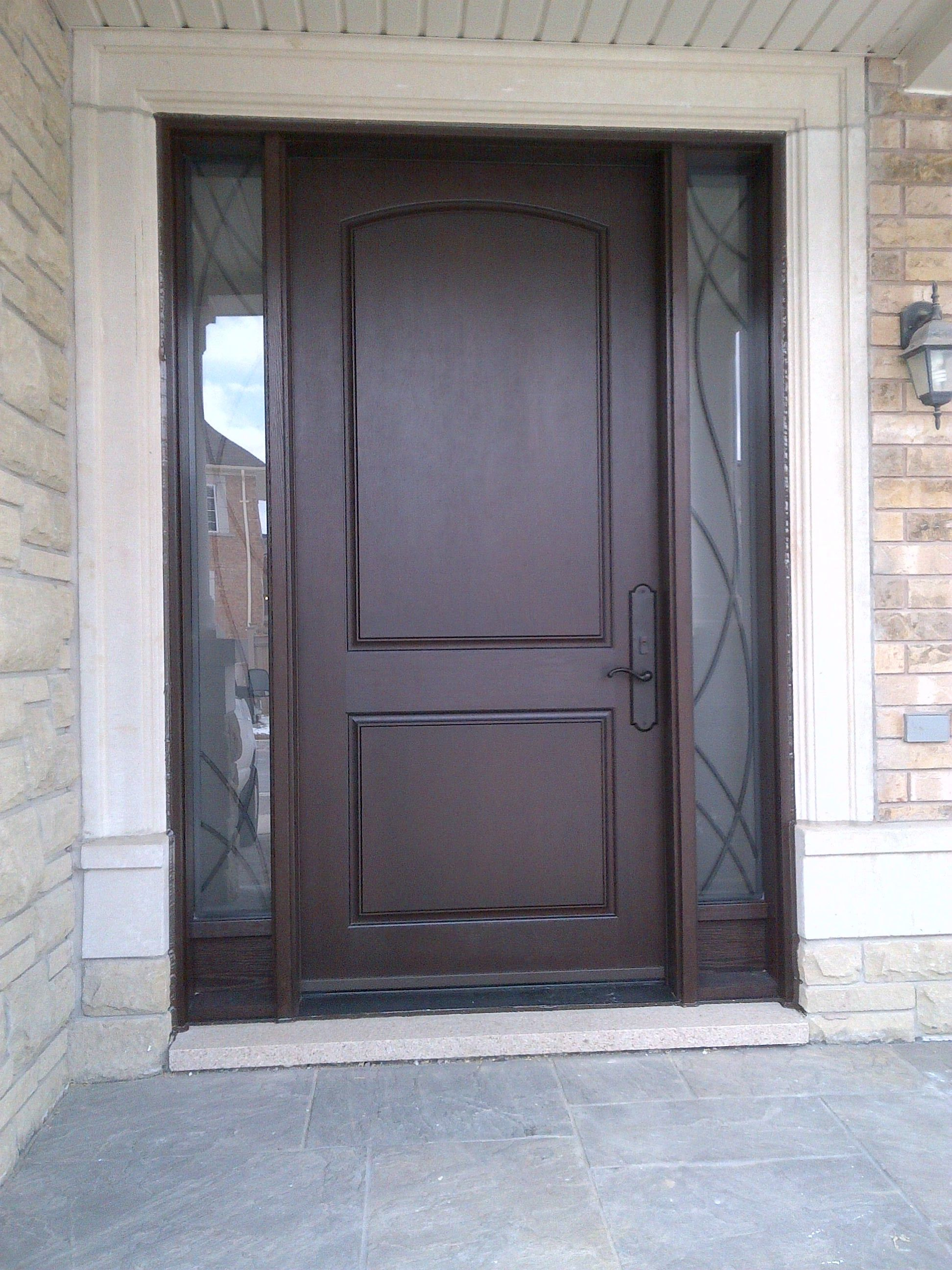 Inspirational 8 Fiberglass Entry Doors
